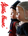 German dolls by Kathe Kruse