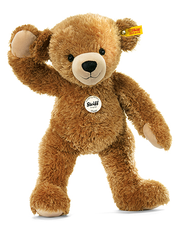 Happy Teddy Light Brown EAN 012662