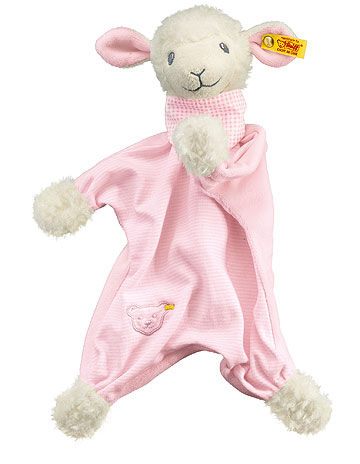 Sweet Dreams Lamb Comforter, Pink EAN 239632
