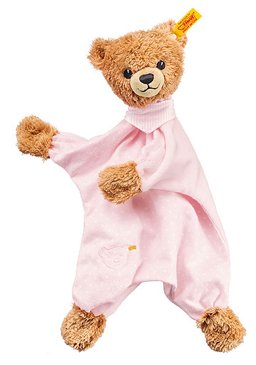 Sleep Well Bear Comforter, Pink EAN 239533