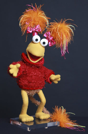 Red, Fraggle Rock BJD
