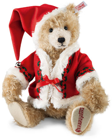 Steiff Christmas Teddy, Musical Bear