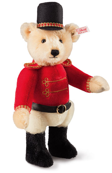 Steiff Christmas Nutcracker Teddy Bear
