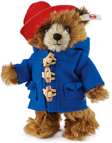 Steiff Paddington Bear 2015 EAN 664892