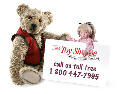 call The Toy Shoppe toll free