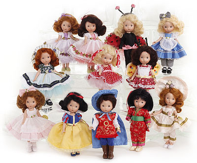 Nancy Ann Storybook Dolls