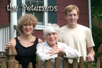 The Petersens of Wee Forest Folk