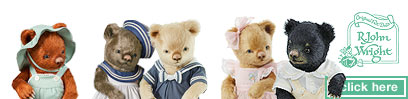 Toddler Bear Series by R. John Wright