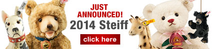 2014 Steiff available at The Toy Shoppe