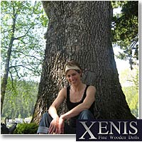 The Artists Of Xenis use the finest Canadian Maple wood